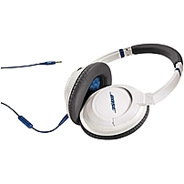Bose 626238-0020 Soundtrue Headphones Around-ear Style - Stereo - White - Wired - Over-the-head - Binaural - Circumaural - 5.50 Ft Cable