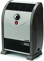 The Lasko 5812 Automatic Air Flow Heater uses fan forced heat to spread warmth throughout the room