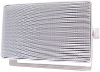 Speco Technologies Dms-3tsw 4-inch 3-way Indoor/outdoor Multi-tap Speaker - 8 Ohms - 70 V - White