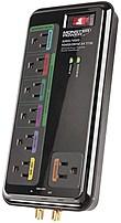 Monster Mon121708b Av 775g Audio Video Powercenter With Greenpower