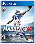 ELECTRONIC ARTS 014633733808  Madden NFL 16 - Sports Game - PlayStation 4