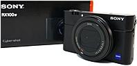 Sony Cyber-shot RX100 IV 20.1-Megapixel Digital Camera Black DSCRX100M4/B