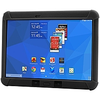 "Samsung Galaxy Tab 4 Education Sm-t530nyknxar 16 Gb Tablet - 10.1"" - Wireless Lan - Quad-core (4 Core) 1.50 Ghz - 1.50 Gb Ram - Android 4.4 Kitkat - Slate - 1280 X 800 16:10 Display - Bluetooth - Gps - 1 X Total Micro Usb Ports - Front Camera/webca"
