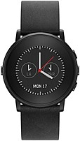 Pebble Time Round 601-00049 20 mm Smartwatch - Black