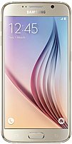 Samsung Galaxy S6 737989980060 SM-G920I Unlocked Smartphone - GSM 850\/900\/1800\/1900 MHz - Bluetooth 4.1 - 5.1-inch Display - 32 GB Memory - 16.0 Megapixels Camera - Android 5.0.2 Lollipop - Gold
