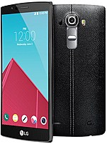 LG Electronics G4 652810518062 US991 Unlocked Smartphone GSM 850 900 1800 1900 MHz Bluetooth 4.1 5.5 inch Display 32 GB Storage Memory 16.0 Megapixels Camera Android 5.1 Lollipop Leather Black