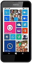 Nokia Lumia 635 785307462514 Rm-975 4g Lte Smartphone - Gsm 850/900/1800/1900 Mhz 4g Lte - Bluetooth 4.0 - 4.5-inch Lcd Display - 8 Gb Storage - Unlocked - 5.0 Megapixels Camera - Windows Phone 8.1 With Lumia Cyan - Black