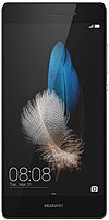Huawei P8lite 886598033176 ALE-L04 4G LTE Smartphone - GSM 850/900/1800/1900 MHz - Bluetooth 4.0 - 5-inch LCD Display - 16 GB Storage - Unlocked - Android 4.4 KitKat - 13.0 Megapixels Camera - Black