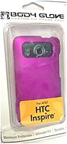 Body Glove CRC92340 92340 Smooth Case for AT&T, HTC Inspire - Fuschia