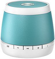 Homedics Jam Classic Hx-p230tef-tgt Wireless Bluetooth Speaker - Teal, White