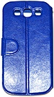 Accellorize 890968161208 16120 Case for Samsung Galaxy S3 - Blue
