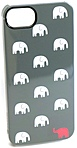 Griffin Technology GB36401 Habit Tusk Case for Apple iPhone 5 - Gray, Pink