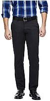 Haggar H26 019781205238 Mens Slim Fit Stretch Premium Chino Pant - 32 X 32 - Black