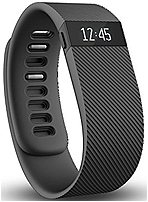 Fitbit Charge FB404BKS Wireless Activity Tracker and Sleep Wristband - Small - Black