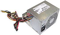 Dell CY826 255 Watts Power Supply for OptiPlex 760 and 960 Desktop System