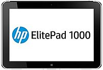 Hp Elitepad 1000 G2 J5n63ut 10.1-inch Tablet Pc - Intel Atom Z3795 1.6 Ghz Quad-core Processor - 4 Gb Lpddr3 Sdram - 64 Gb Storage - Wireless 802.11 A/b/g/n - Bluetooth 4.0 - Windows 8 Professional 64-bit - Black