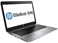 Sleek and smart, the enterprise ready HP EliteBook Folio 1040 G2 L6L84UT Notebook PC is ideal for business travelers and working professionals