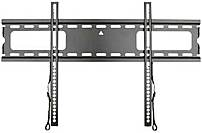 The Sanus SAN55BB is a low profile wall mount for 32 to 70 inches flat panel TVs up to 130 lbs