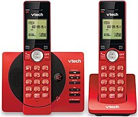 The VTech CS6929 26 DECT 6.0 Expandable Cordless Phone enjoys a speakerphone that can keep up with your calls