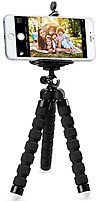 Gems 813125024819 Tripod For Smartphones - Black