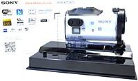 Sony Hdr-az1 Digital Camcorder Lcd - Exmor R Cmos - Full Hd - White - 16:9 - 11.9 Megapixel Video - Mp4, H.264/mpeg-4 Avc, Xavc S - Optical (is) - Usb - Memory Stick Micro (m2) Mark2, Microsd, Microsdxc, Microsdhc - Memory Card - Adhesive Mount, Tripod Mo Hdr-az1/w