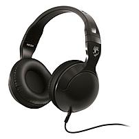 Skullcandy Hesh 2 Headset - Stereo - Gunmetal Black - Mini-phone - Wired - 35 Ohm - 20 Hz - 20 Khz - Gold Plated - Over-the-head - Binaural - Circumaural - 3.94 Ft Cable S6hsgy-374