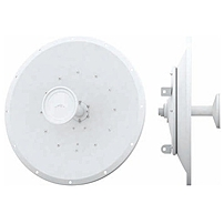 Ubiquiti Airmax Carrier Class 2x2 Ptp Bridge Dish Antenna - Upto 31.1 Mile Range - Shf - 3.30 Ghz To 3.80 Ghz - 26 Dbi - Wireless Data Networkpole Rd-3g26