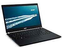 "Acer Travelmate P645-m Tmp645-m-7832 14"" Led (comfyview) Notebook - Intel Core I7 I7-4500u Dual-core (2 Core) 1.80 Ghz - Black - 8 Gb Ddr3l Sdram Ram - 256 Gb Ssd - Windows 7 Professional 64-bit / Upgrade Windows 8 Professional 64-bit Edition Nx.v8raa.006"