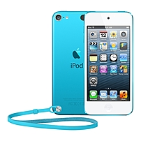 "Apple iPod touch 32 GB Blue Flash Portable Media Player - Audio Player, Video Player, Photo Viewer, Camera, Voice Recorder, Video Recorder - 4"" 727040 Pixel Color LCD - Touchscreen - Bluetooth - Wireless LAN - Battery Built-in - 2 Day Audio - 8 Hour"