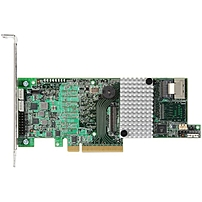 Lsi Logic Megaraid Sas 9266-4i - Serial Ata/600 - Pci Express 2.0 X8 - Plug-in Card - Raid Supported - 0, 1, 5, 6, 10, 50, 60 Raid Level - 1 Total Sas Port(s) - 1 Sas Port(s) Internal Battery Backup Lsi00305
