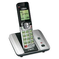 Vtech Cs6519 Dect 6.0 Cordless Phone - Cordless - 1 X Phone Line - Speakerphone - Caller Id - Backlight