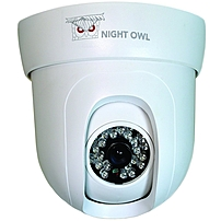 P  b CAM PT 624 W Hi Resolution Pan  amp  Tilt Camera  600 TVL  Connects To All Night Owl DVR Systems