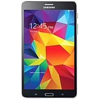 "Samsung Galaxy Tab 4 Sm-t230 8 Gb Tablet - 7"" - Wireless Lan Quad-core (4 Core) 1.20 Ghz - Black - 1.50 Gb Ram - Android 4.4 Kitkat - Slate - 1280 X 800 16:10 Display - Bluetooth - Gps - Front Camera/webcam - 3 Megapixel Rear Camera - Quad-core (4 Core) Sm-t230nykaxar"