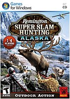 The Mastiff, LLC MAS PC RSSHKA1 Remington Super Slam Hunting  Alaska you'll find yourself face to face with more than 30 of the biggest, baddest and most aggressive animals in Alaska