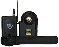 Nady DKW-1-LT Lavaliere Wireless Microphone System with Bodypack