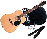 The Arcadia DL36NA is designed and built to be the best playing, best sounding acoustic guitar for the entry and intermediate level guitar player as well as the perfect parlor guitar