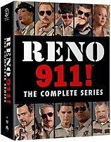 Paramount 032429207845 Reno 911: The Complete Series Dvd - 14 Discs