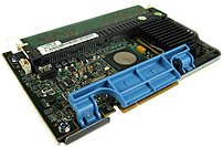 Dell WX072 PERC 5i SAS RAID Controller Card for PowerEdge 1950, 2950 Servers