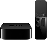 Apple Mlnc2ll/a 4th Generation Apple Tv - 64 Gb Storage - 1920 X 1080  - Wi-fi - Hdmi