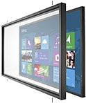 The NEC OL V552 Infrared Multi Touch Overlay allows for you turn your existing NEC V552 large screen display into an interactive touch screen