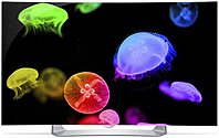 Lg 55eg9100 55-inch Curved 3d Oled Smart Tv - 1920 X 1080 - Dolby Digital, Dts - 3 X Hdmi - Usb - Ethernet - Wireless Lan - Pc Streaming - Internet Access - Media Player