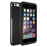 Otterbox Symmetry Series Case For Iphone 6 - Iphone - Black - Polycarbonate, Synthetic Rubber 77-50225