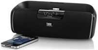 Jbl Onbeat Awake Onbeatawakeblkam Wireless Loudspeaker Dock - Bluetooth - Apple 30-pin - Black