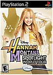 Disney Interactive Hannah Montana Spotlight World Tour Entertainment Game PlayStation 2 712725003920