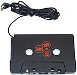 Griffin Technology Rt38517 Cassette Adapter - Black