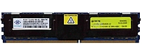 Nanya NT4GT72U4ND1BD-3C 4 GB Memory Module - DDR2 SDRAM - PC2-5300 - 240-Pin DIMM - 667 MHz - ECC