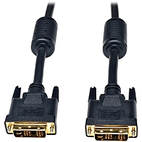 Tripp Lite Dvi Single Link Cable, Digital And Analog Tmds Monitor Cable - (dvi-i M/m) 6-ft. P561-006-sli