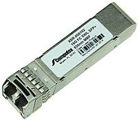 Brocade XBR-000192 16G FC SWL SFP+ FRU Fibre Channel Transceiver - 1 Pack