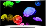 Lg 65eg9600 65-inch Curved Oled 4k Smart Tv - 3840 X 2160 - Real Cinema 24p - Webos 2.0 - Wi-fi - Hdmi