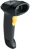 Symbol Technologies LS2208 SR20007R NA LS2208 Barcode Scanner CDRH Class II Synapse and Undecoded Multiple On Board Interfaces Black 1PLS2208SR20007